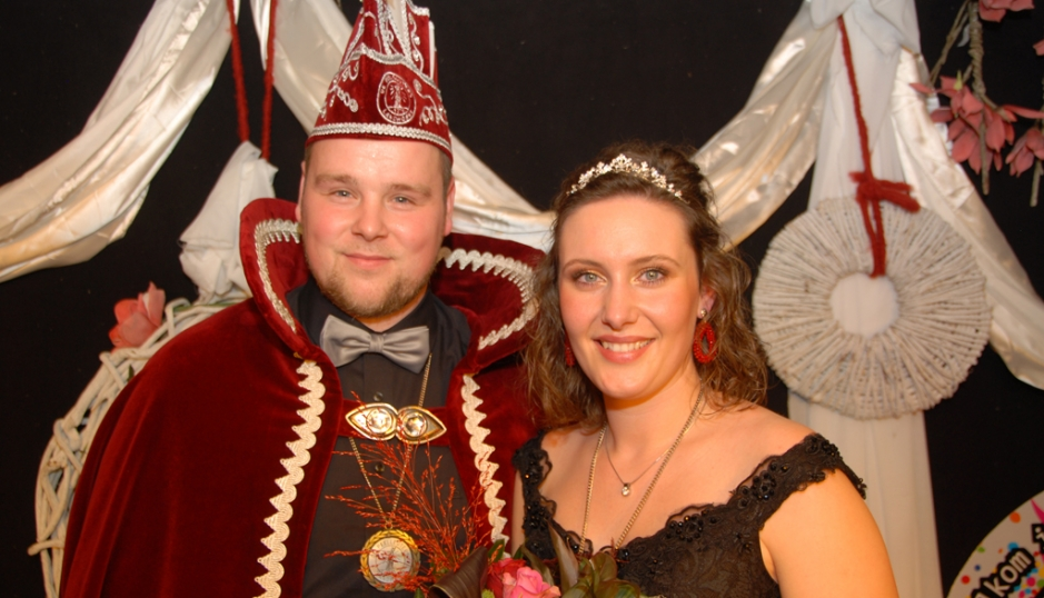 Prins Mark en Prinses Joyce